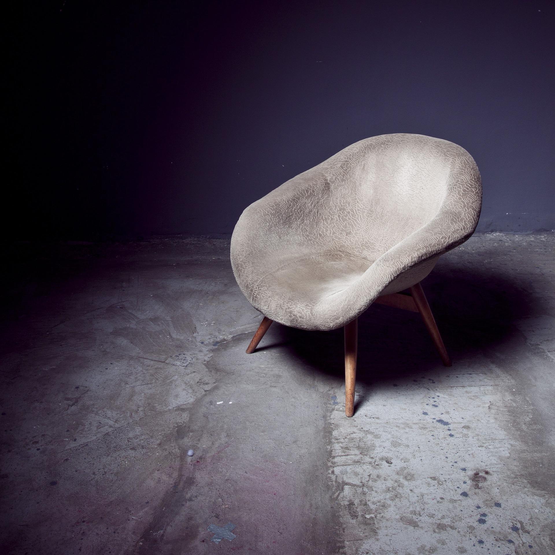 fauteuil vintage retro