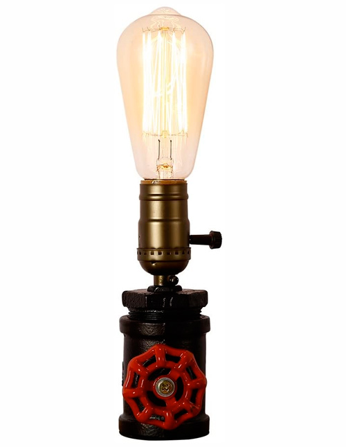 Injuicy Loft Vintage Industriel lampe de bureau