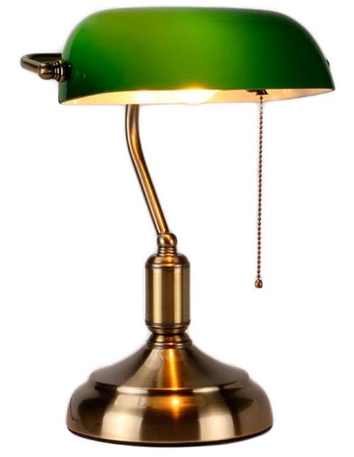 MZStech Lampe de bureau/lampe de banquier