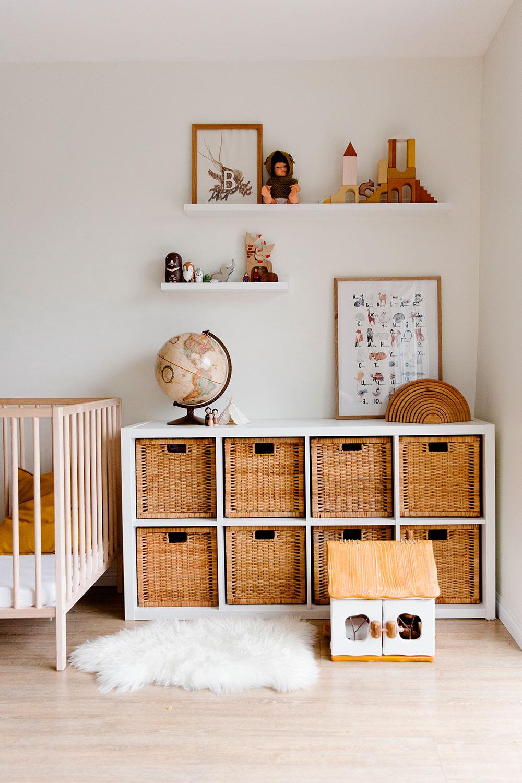 comment décorer une chambre d'enfant