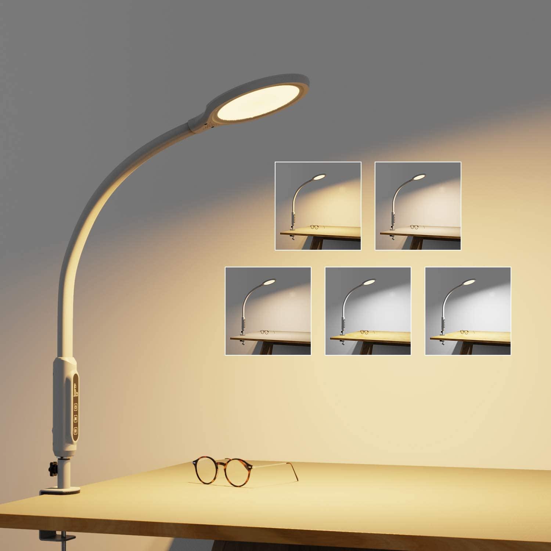 hokone lampe architecte col de cygne